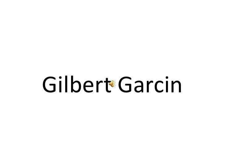 Gilbert Garcin<br />
