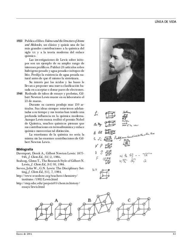 Gilbert Newton Lewis Biography
