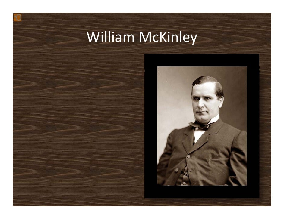 American History: McKinley and the Gold Standard Win in 1896