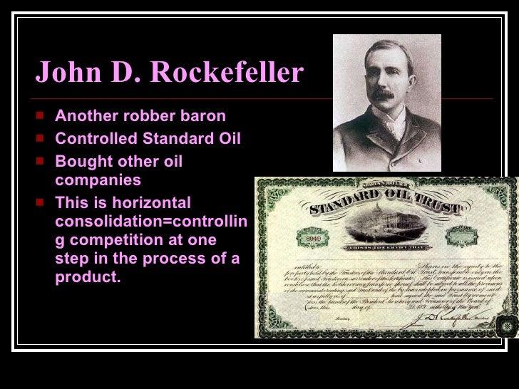 John D. Rockefeller: PowerPoint Presentation, PPT - DocSlides