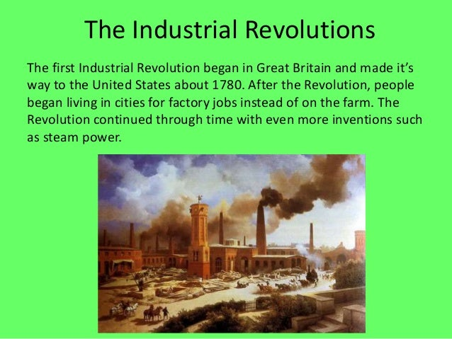 a history of the second industrial evolution the gilded age in the united states Find an answer to your question the second industrial revolution in the united states lasted from the aend of the american revolution to 1800  history 5 points .