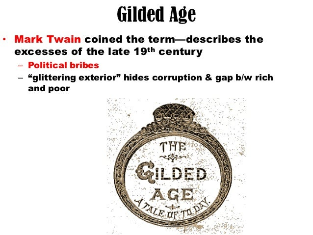 an analysis of the politics in the gilded age Gilded age – political cartoon analysis  plagued politics, and vulgar display it is easy to caricature the gilded age as an era of corruption, conspicuous .