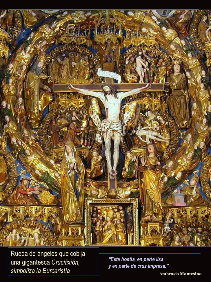 Gil de siloe y el retablo de la cartuja de miraflores burgos - La isla dela cartuja ...