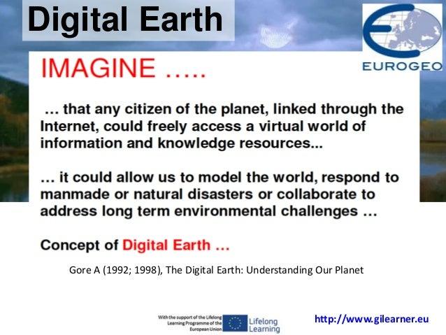 Digital Earth: GI-Learner: creating a learning line for GI Science in education  Slide 2