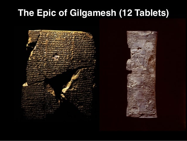 flood tablet essay Pdf downloads of all 645 litcharts literature guides, and of every new one we publish  who survived a great flood many years before and was granted immortality.