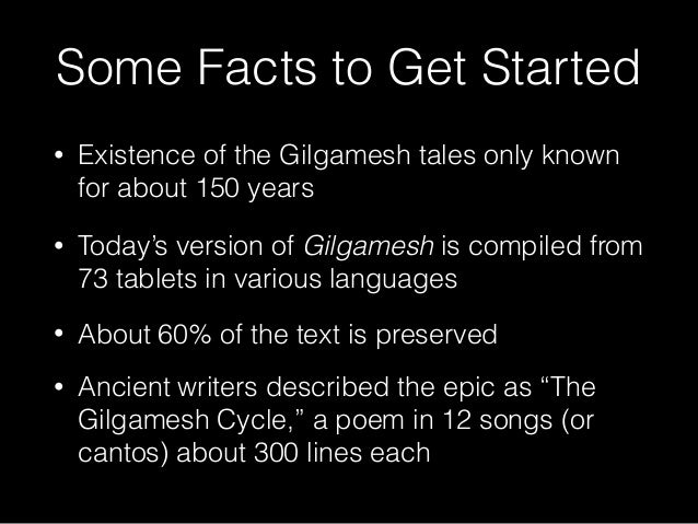descriptive essay about gilgamesh Should i do my homework tonight gilgamesh essay phd thesis major corrections assignments without plagerism.