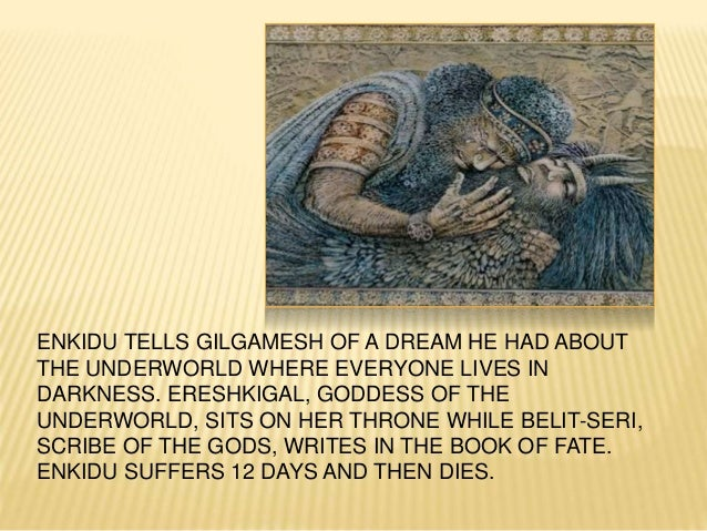 gilgamesh synopsis The epic of gilgamesh k 135 reading guide: the epic of gilgamesh prof stephen hagin k symbolic connections in wl k 12th edition k kennesaw state university.