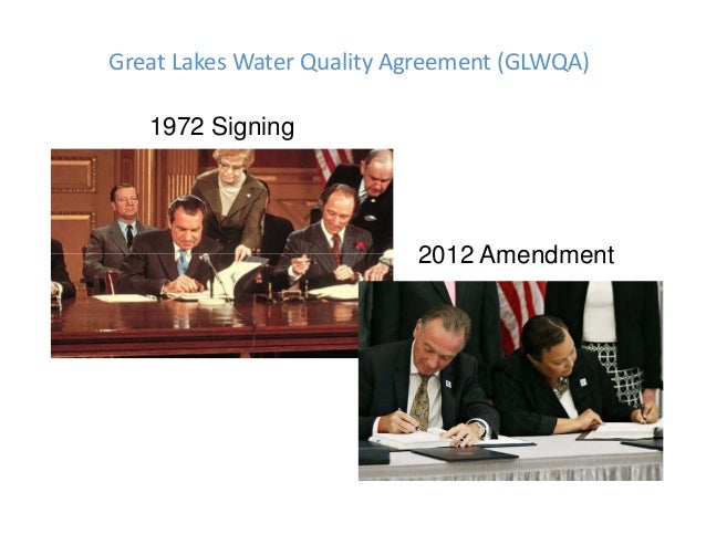 Gilinsky Advancing Toward Improved Water Quality