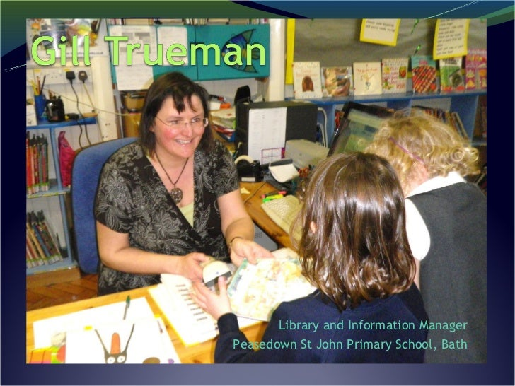 Library and Information ManagerPeasedown St John Primary School, Bath