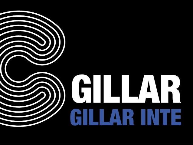 GILLARGILLAR INTE