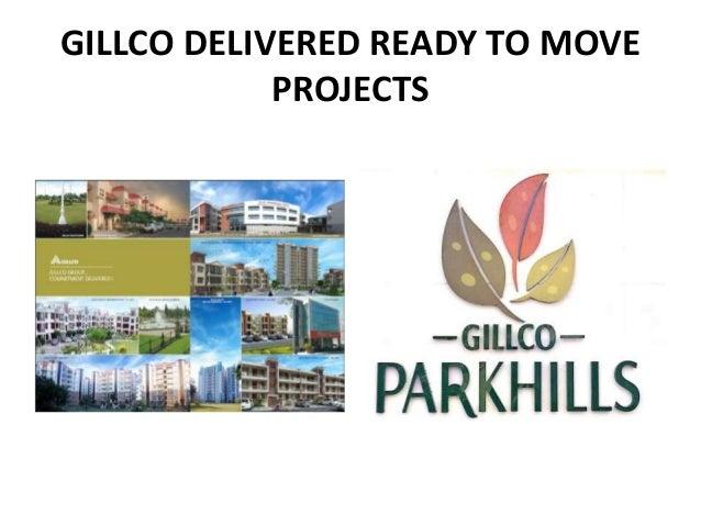 2 Bedroom flats in gillco parkhills mohali  Slide 2