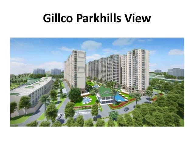 2 Bedroom flats in gillco parkhills mohali  Slide 3