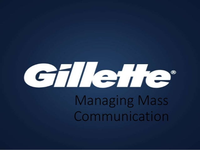 gillette a case study Welcome to the world of case studies that can bring you high grades here, at acasestudycom, we deliver professionally written papers, and the best grades for you from your professors are guaranteed.