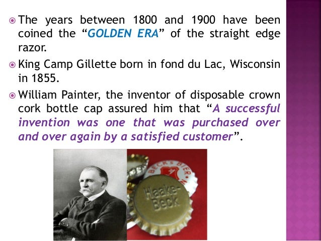 The Gillette Company