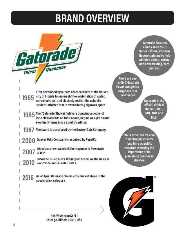 gatorade vs  powerade  a social media marketing analysis
