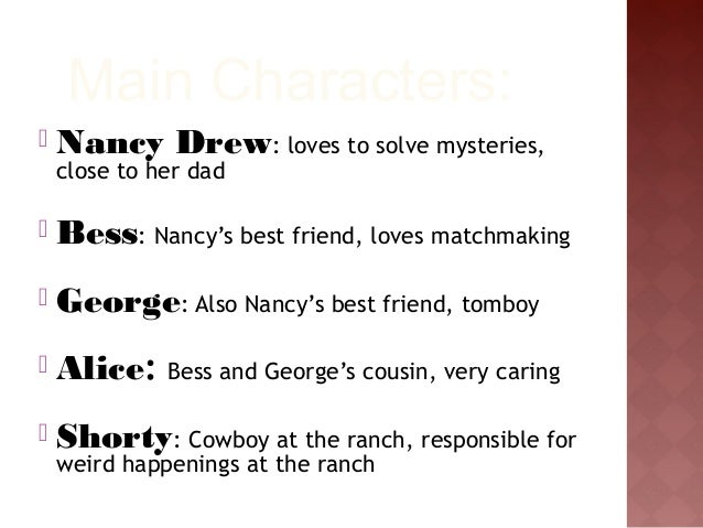 the secret of shadow ranch book report Listen to nancy drew #5: the secret of shadow ranch audiobook by carolyn keene stream and download audiobooks to your computer, tablet or summary : nancy drew arrives in phoenix, arizona, eagerly looking forward to a fun-filled vacation at shadow ranch, but abruptly finds herself involved in a baffling mystery.