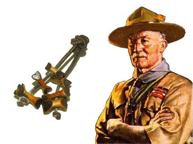 Na conferência Internacional acontecida nascataratas do Niagara, Canada, são considerados  símbolos oficiais do treinament...
