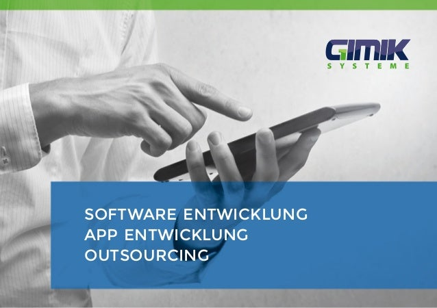 1 software entwicklung app entwicklung outsourcing