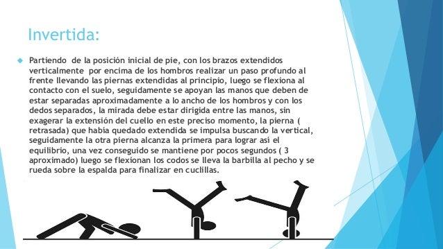 Gimnasia art stica volteretas invertida rueda y rondat for Gimnasia concepto