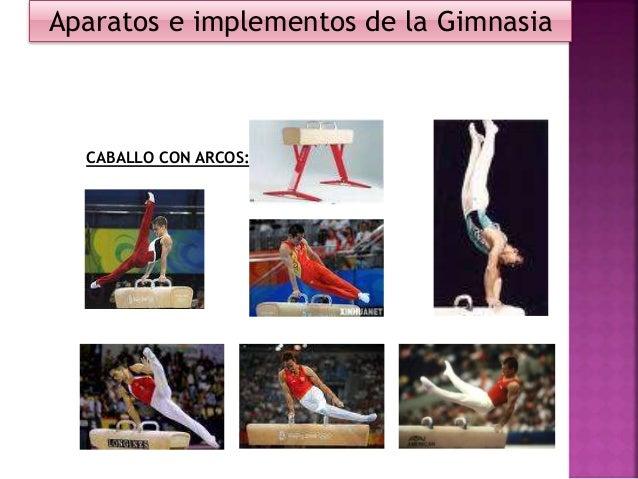 Gimnasia y su clasificacion for Aparatos de gimnasio usados