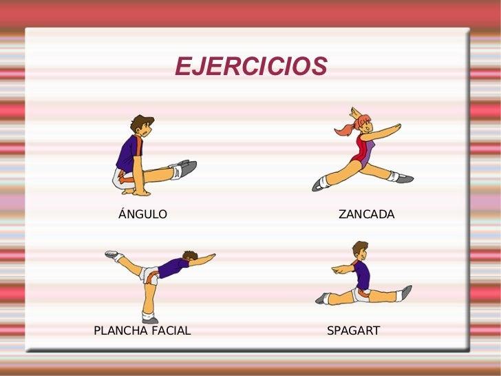 Gimnasia art stica for Ejercicios de gimnasia