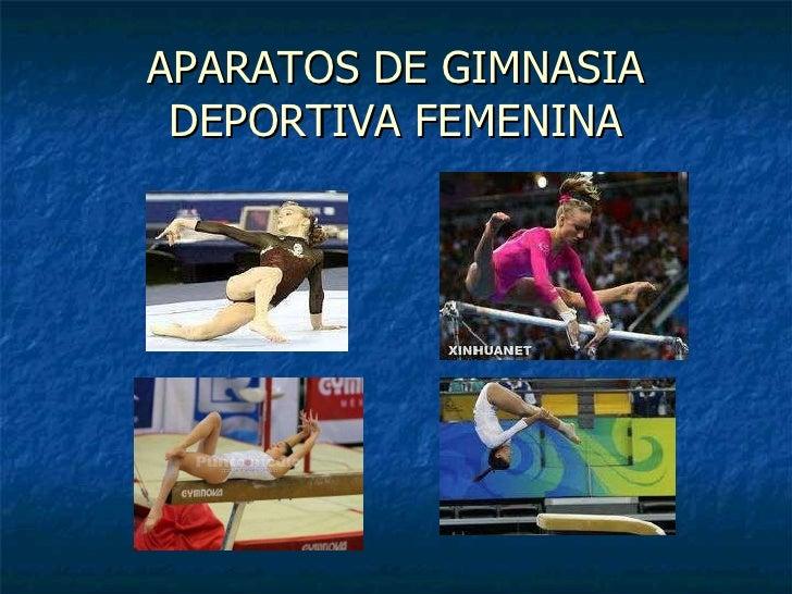 Gimnasia art stica femenina for Gimnasia con aparatos
