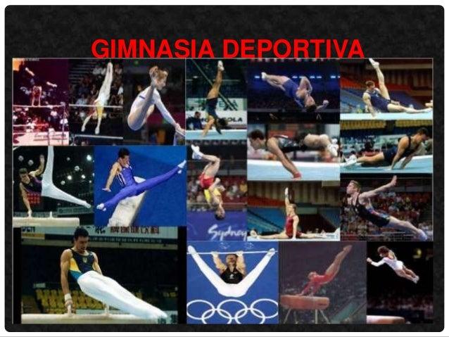 Gimnasia deportiva 34 for Gimnasia informacion