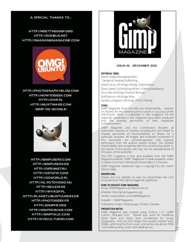 gimp 2 pl full