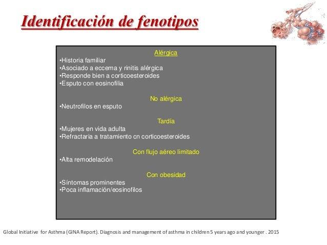 Fernando D Martinez, MD. Development of wheezing disorders and asthma in Preschool Children, Pediatrics 2002:109:362-367 F...