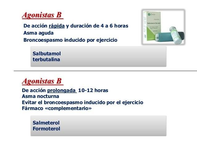PASOS DEL TRATAMIENTO Incrementar •Paso 1 •Usar B2 agonistas de acción corta (SABA) •Considerar el uso de corticoesteroide...