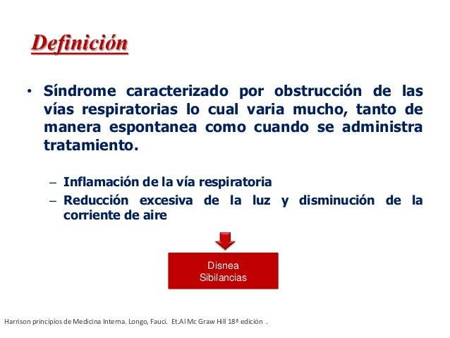 • Síndrome caracterizado por obstrucción de las vías respiratorias lo cual varia mucho, tanto de manera espontanea como cu...