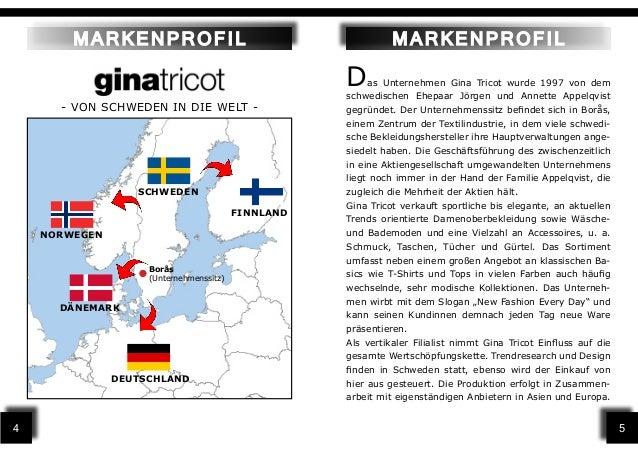 Merchandising - Projekt: Gina tricot supersize Slide 3
