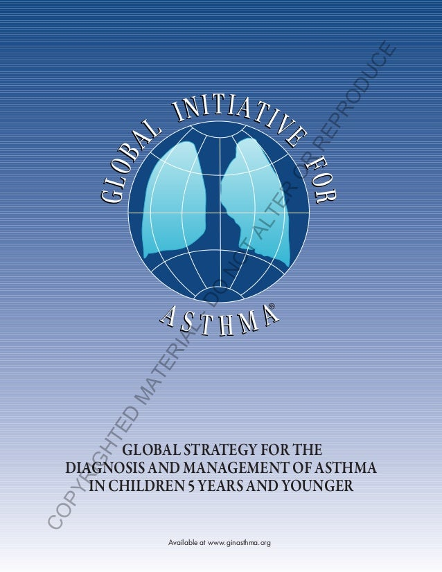 CE PR OD U RE OR AL TE R NO T DO IG HT  ED  MA  TE RI AL -  ®  CO P  YR  GLOBAL STRATEGY FOR THE DIAGNOSIS AND MANAGEMENT ...