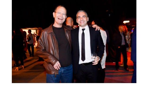 מנור גינדי בשבוע האופנה תל אביב