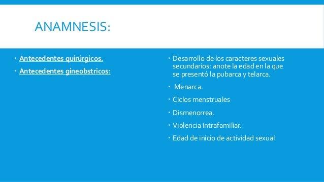 EXPLORACIÓN FISICA:  Céfalo-caudal.  Signos.  Identificación de Condiciones de Riesgo(condiciones sociales, emocionales...