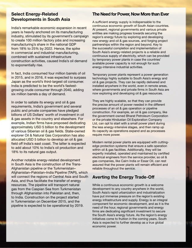 Oil and Gas Latest Trends by Saudi Aramco - GineersNow