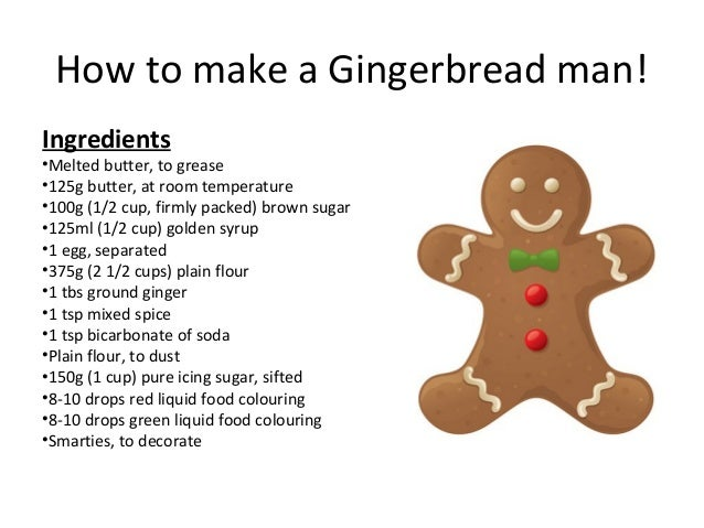 how to make salted ginger bread men
