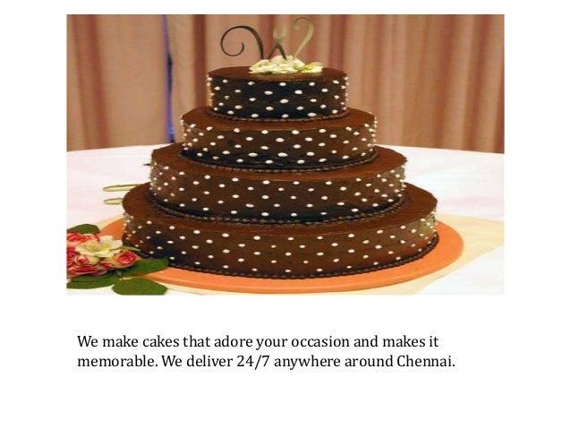 Chennai best cake shops