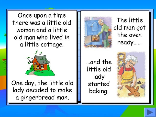 graphic regarding The Gingerbread Man Story Printable identify Gingerbread person tale e book
