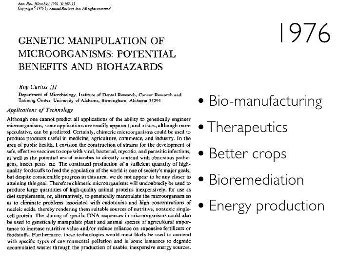 Making biology easier to engineer - September 18, 2008 Slide 2