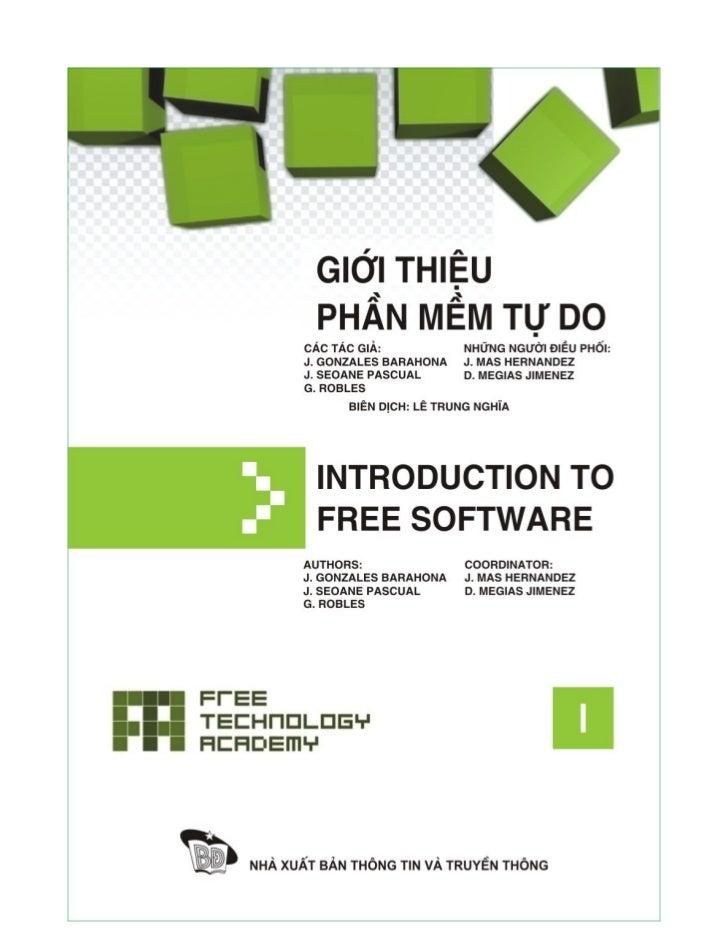 GNUFDL • PID_00148386                                    Phần mềm tự doGiới thiệuPhần mềm Tự doJordi Mas Hernández (người ...