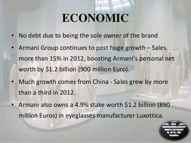 lvmh executive summary