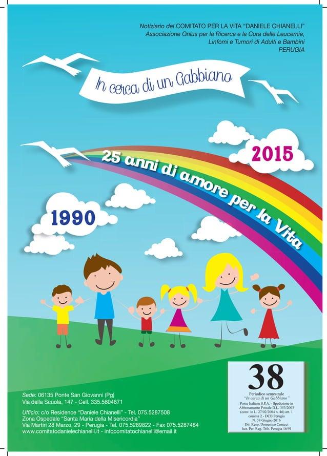 25 anni di amore per la Vita