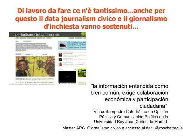 Giornalismo civico e accesso ai dati: la rete di Cittadini Reattivi