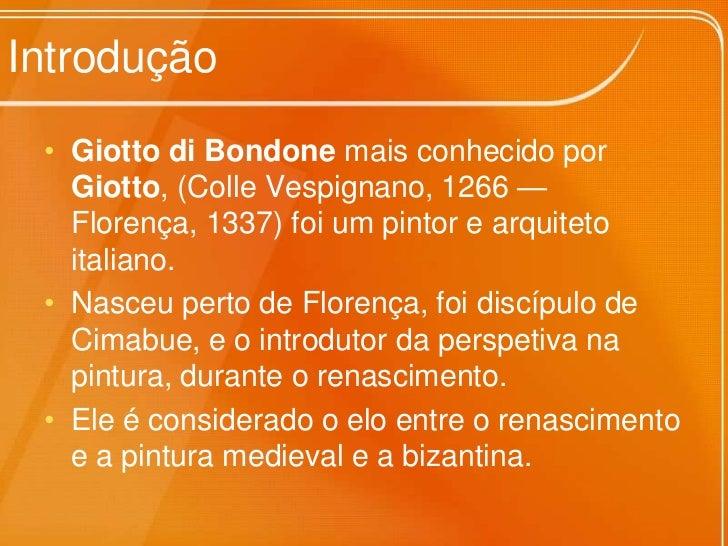 Giotto Slide 2