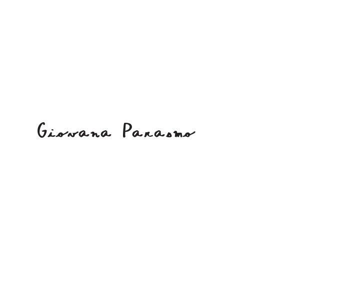 Giovana Parasmo