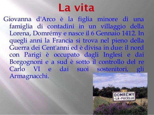 Risultati immagini per Giovanna d'Arco vita