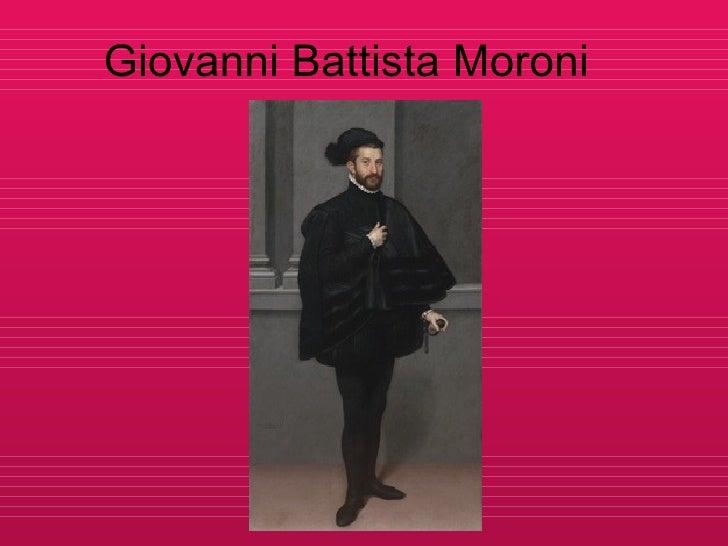 Giovanni Battista Moroni
