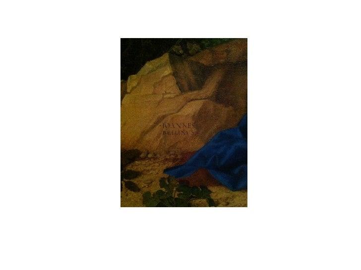 «Giovanni Bellini et le tableau d'autel»                 Ecole du Louvre, Palais du Louvre             Istituto Veneto d...
