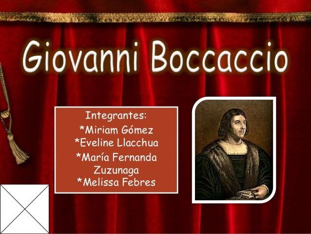 Integrantes:*Miriam Gómez*Eveline Llacchua*María FernandaZuzunaga*Melissa Febres